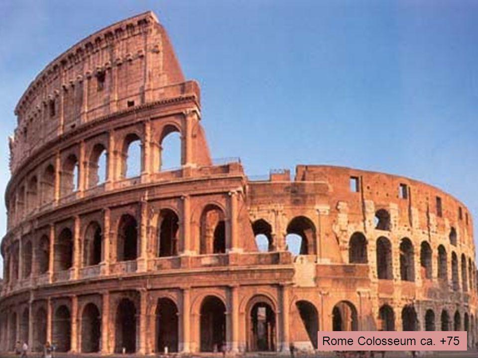 Rome Colosseum ca. +75