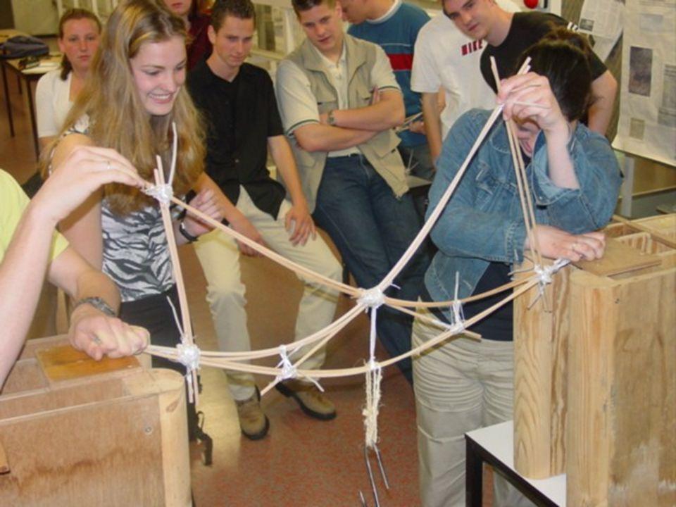 01-04-2003Inleiding in de Civiele Techniek Practicum Brug 16