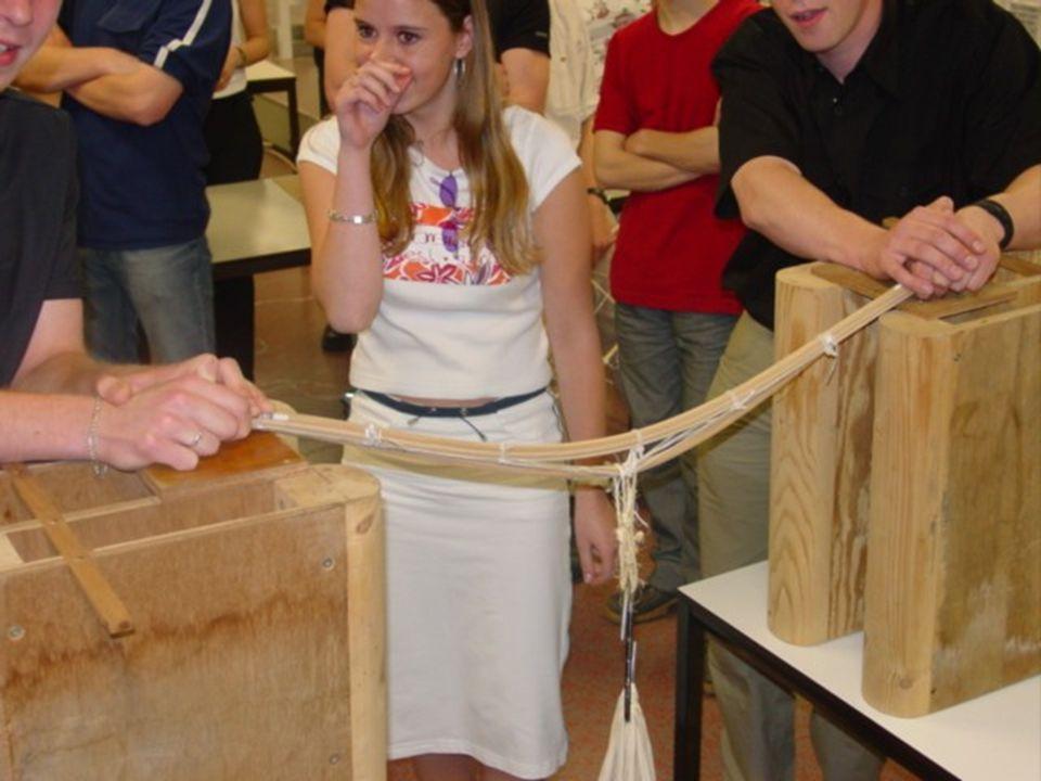 01-04-2003Inleiding in de Civiele Techniek Practicum Brug 19