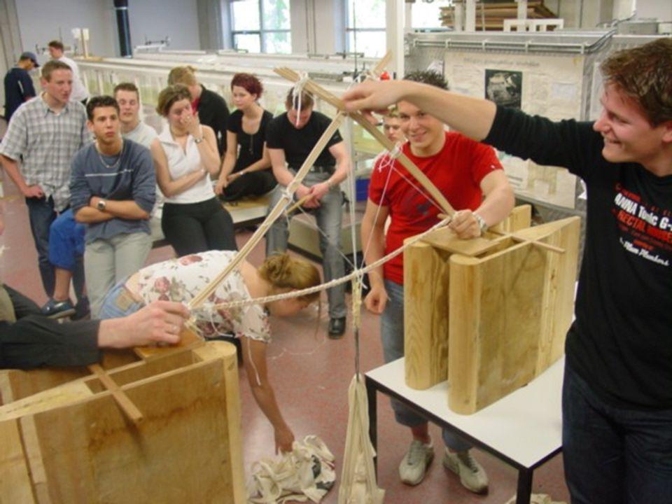 01-04-2003Inleiding in de Civiele Techniek Practicum Brug 22