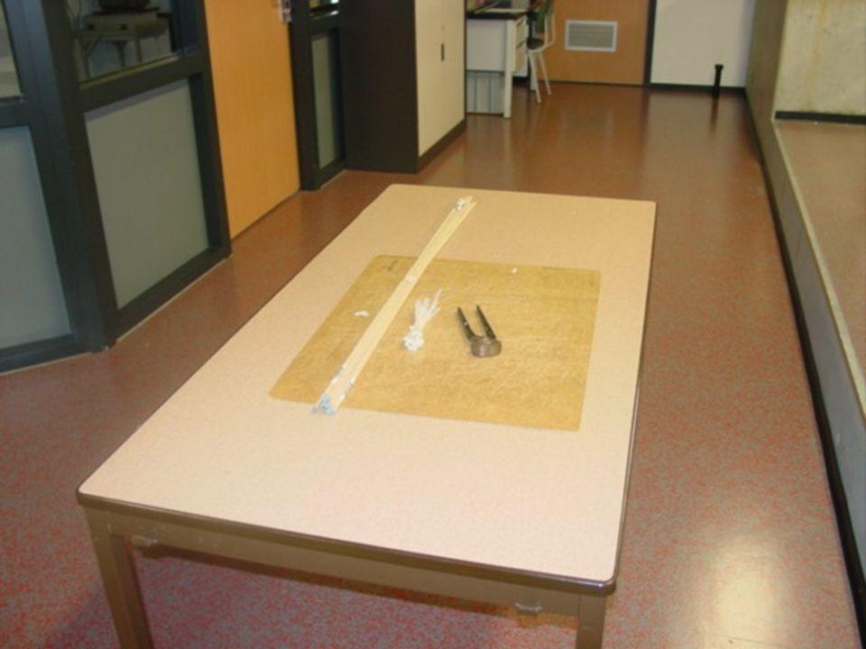 01-04-2003Inleiding in de Civiele Techniek Practicum Brug 5 De proef Bouwtijd 45 min.