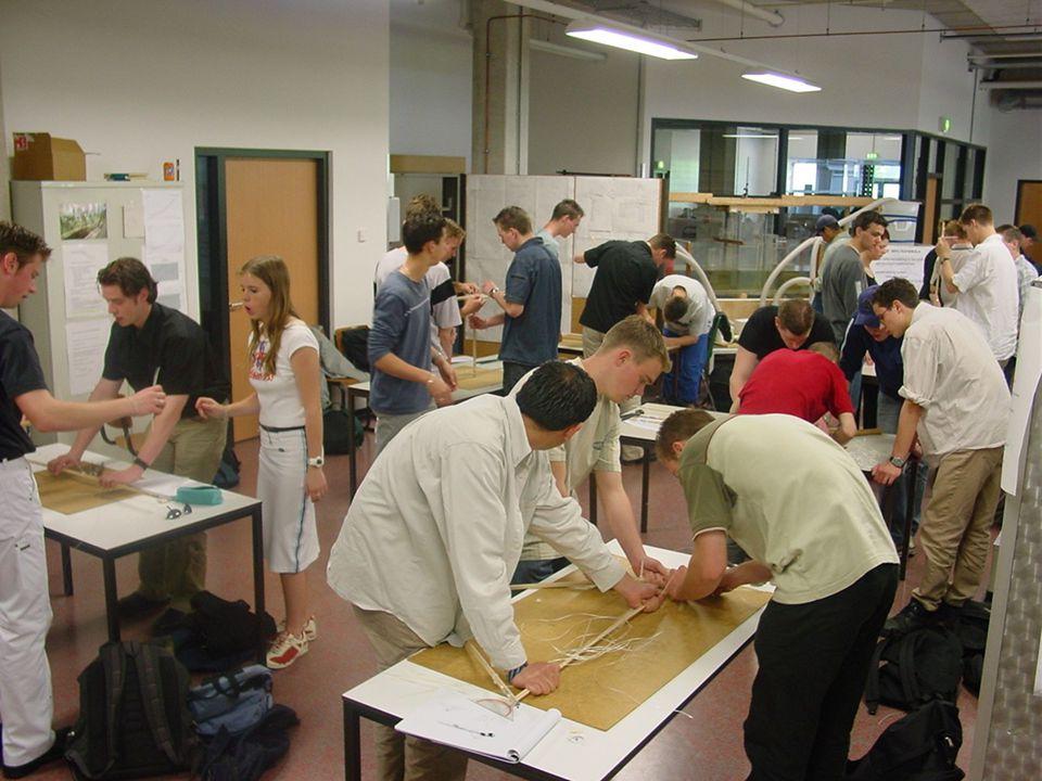 01-04-2003Inleiding in de Civiele Techniek Practicum Brug 6