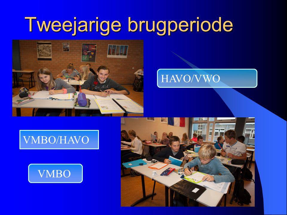 Don Bosco College Tweejarige brugperiode VMBO HAVO/VWO VMBO/HAVO