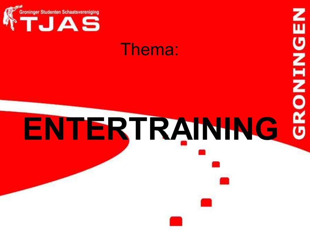 Entertraining & Schaatsen =…
