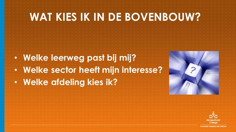 Determinatie BK-klassen de heer Van Hazendonk