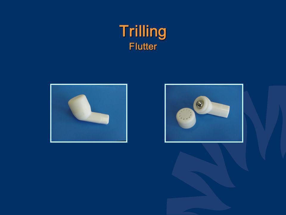 Trilling Flutter