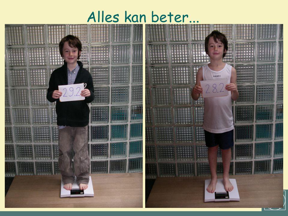 Groei & Puberteit december 2005 VWVJ Alles kan beter...