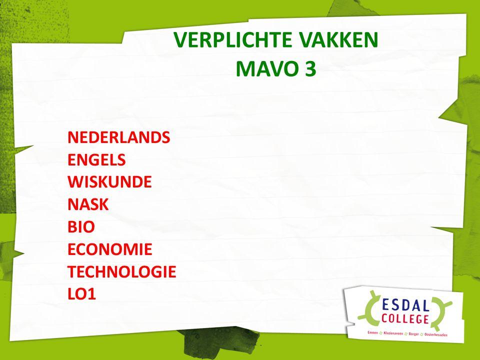 VOORBEELD MAVO 2 KB 3 Nederlands 767 pnt.