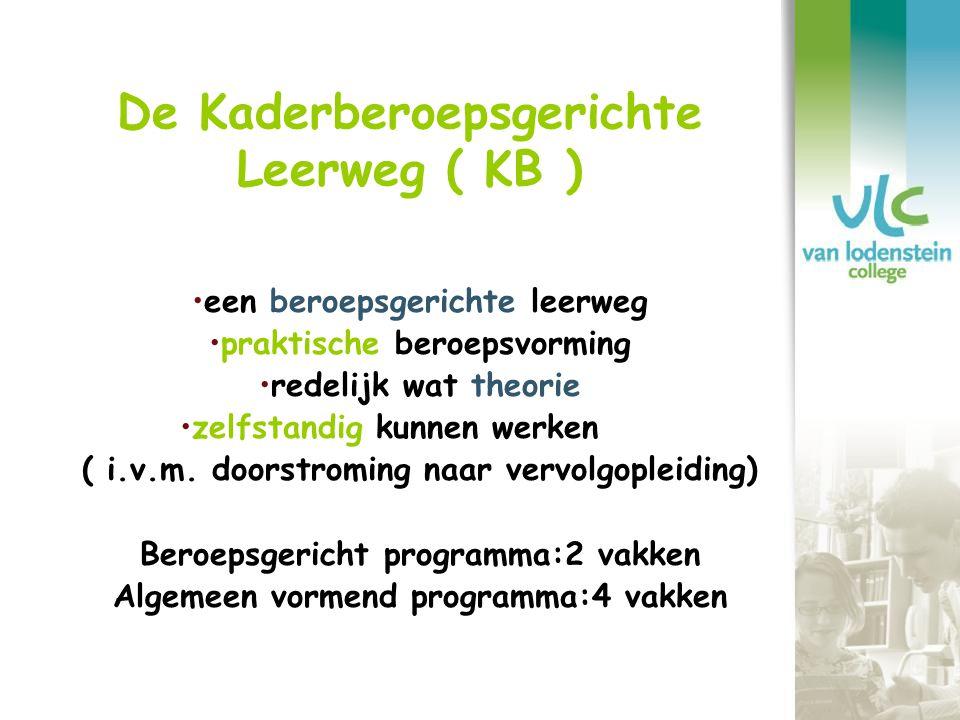 Vaststelling afdelingskeuze en leerweg VMBO Welke leerweg is het beste.