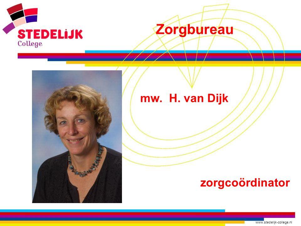 www.stedelijk-college.nl klas 2d Mevr. van Hathie Lokaal 05 Voorlichting mentor