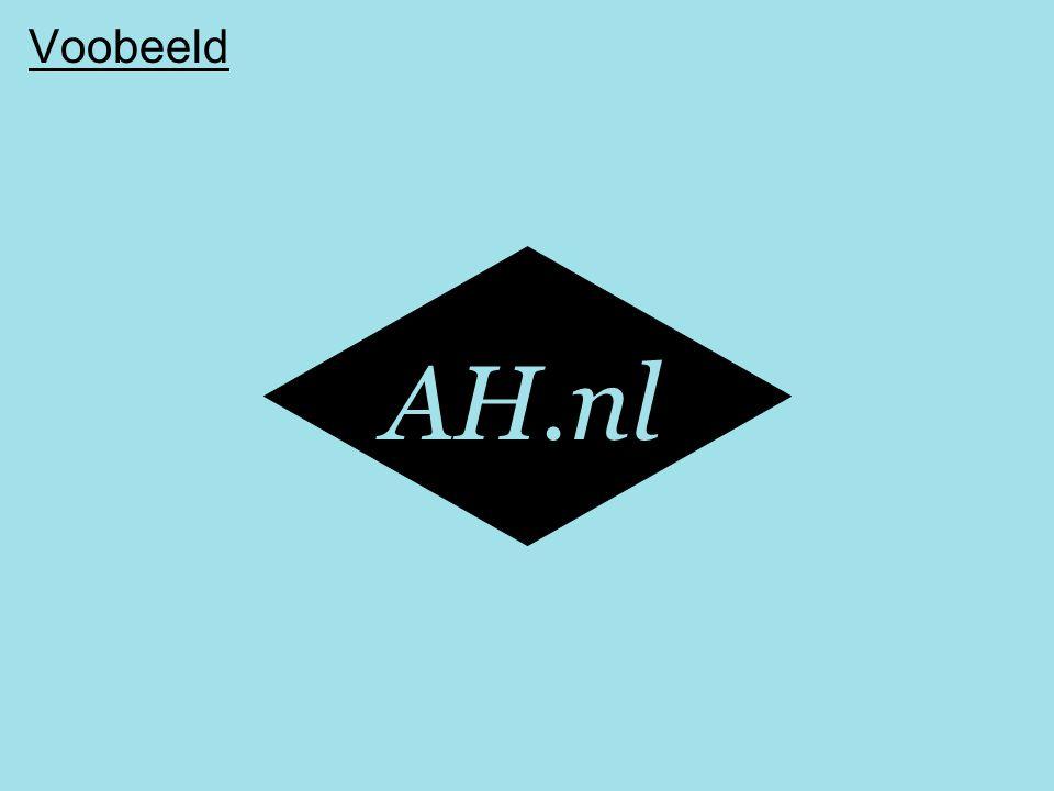 Voobeeld AH.nl