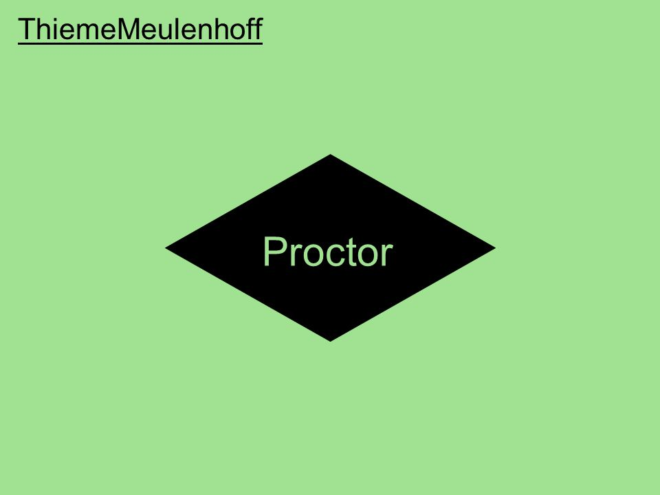 ThiemeMeulenhoff Proctor