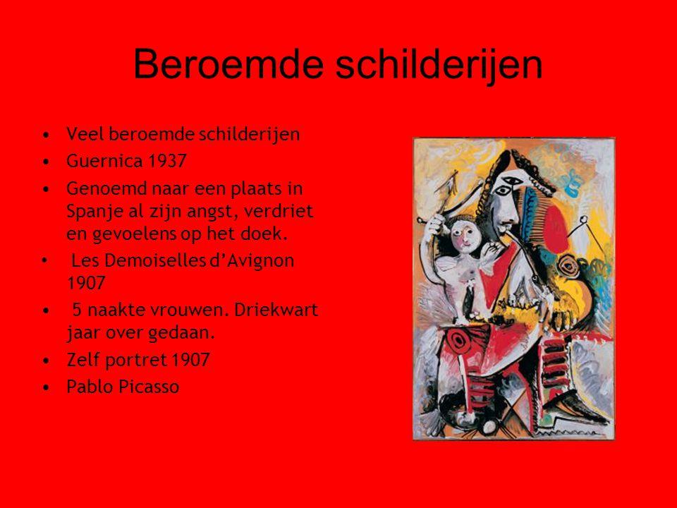 Het kubisme Blauwe Periode (1901- 1904) Roze periode (1905-1906) Surrealistische periode (1926-1935) Abstracte periode (1935- 1973) Het kubisme(1907-1916) Klassieke periode(1750 – 1825)