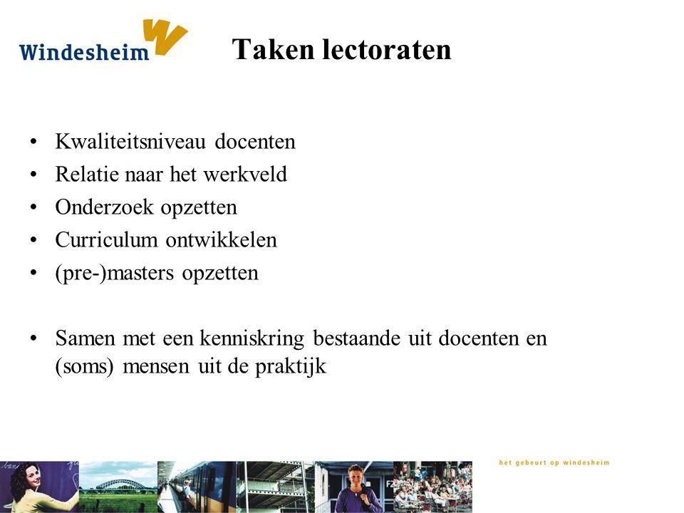 Promovendi Ketens –SCM Logistiek (Incl.