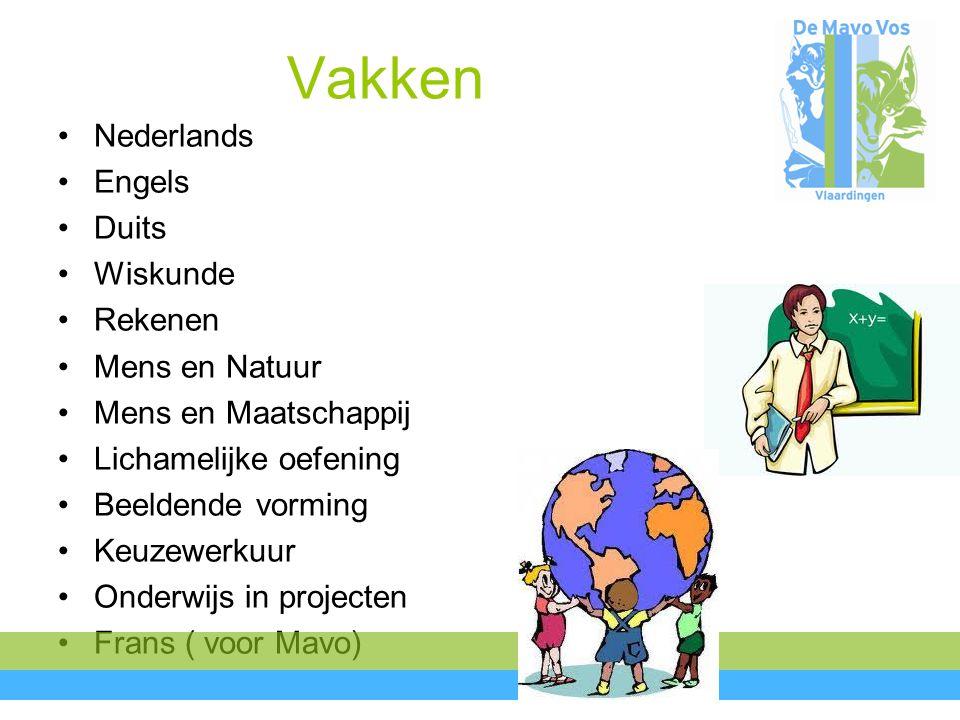 Mavo Mavo+: 6 vakken en ICT-Route: Economie Techniek Zorg en welzijn Doorstroom naar Havo is mogelijk.