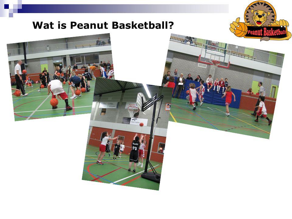 Wat is Peanut Basketball?