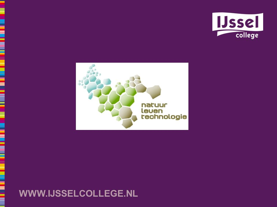 WWW.IJSSELCOLLEGE.NL