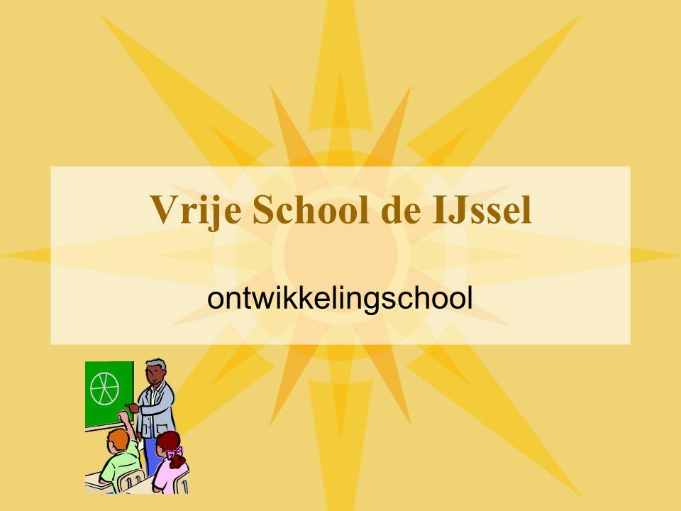 Vrije School de IJssel ontwikkelingschool