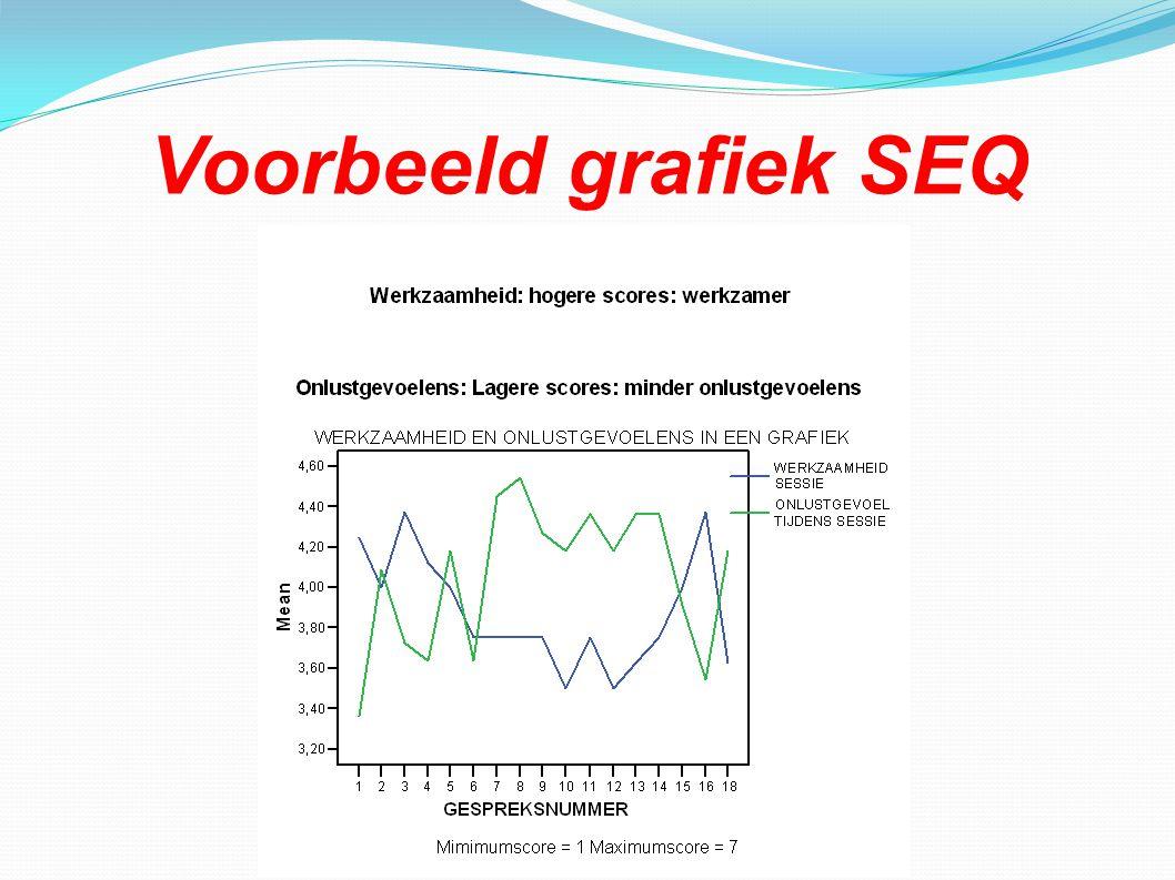 Voorbeeld grafiek SEQ