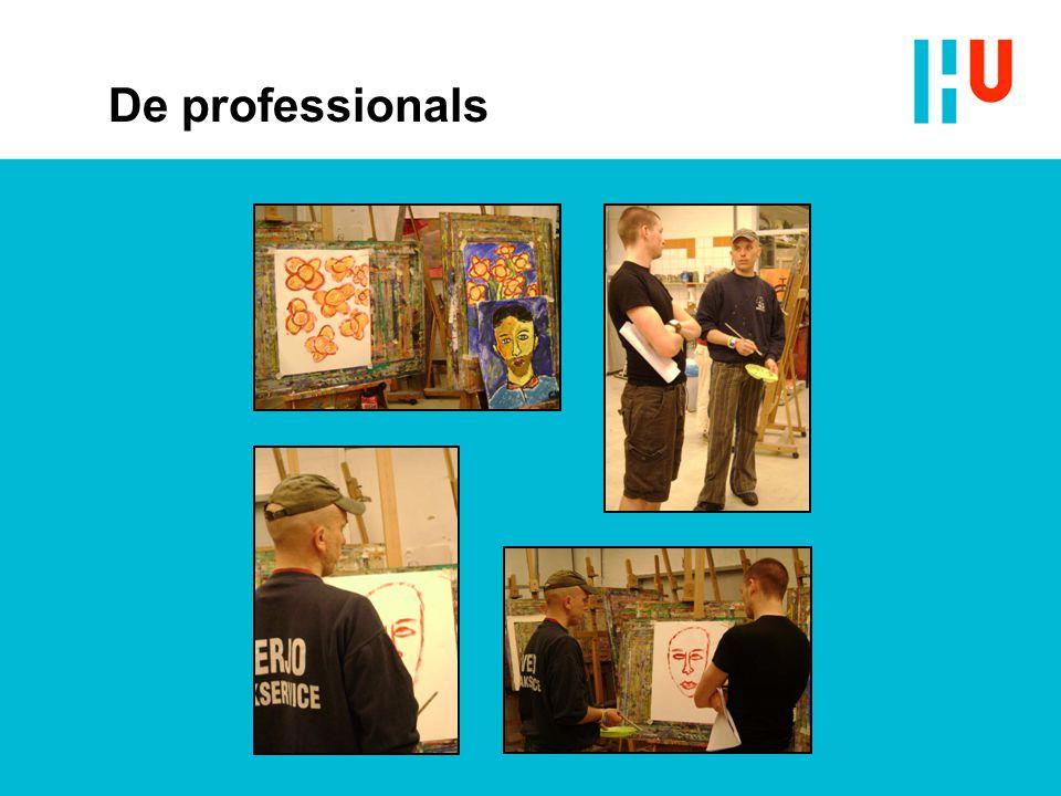 De professionals