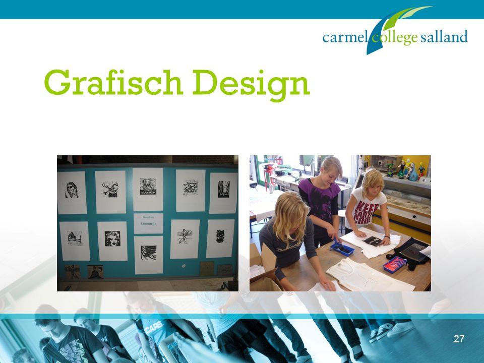 27 Grafisch Design
