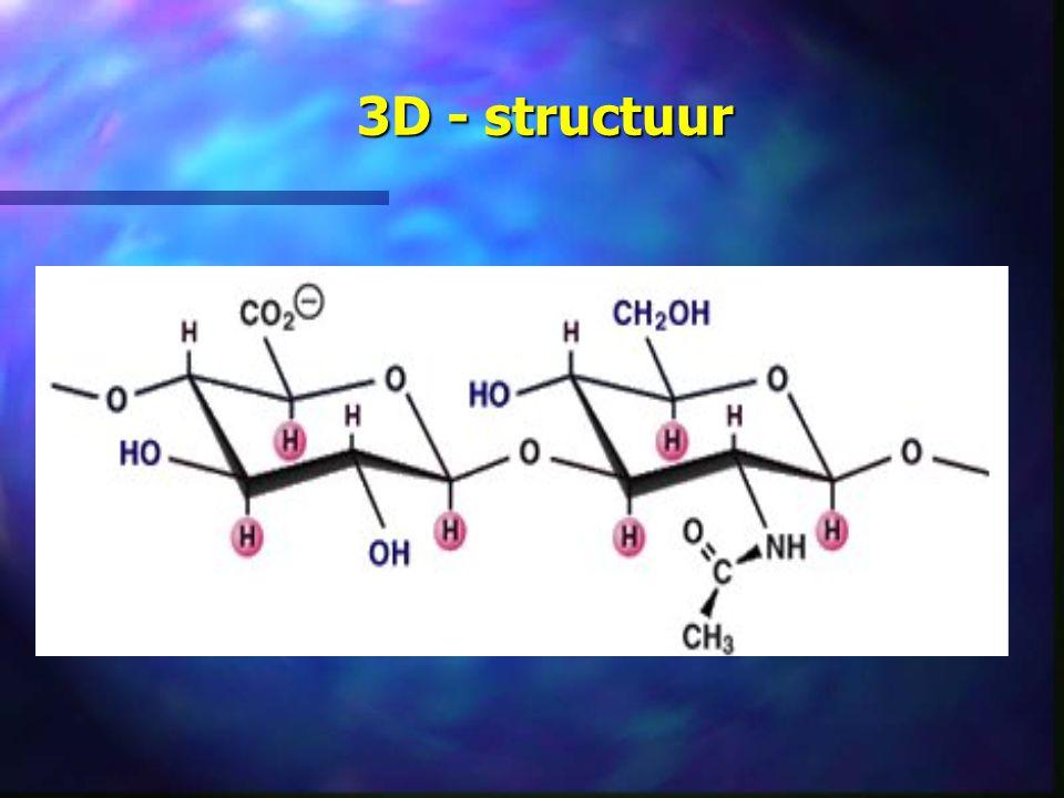 3D - structuur