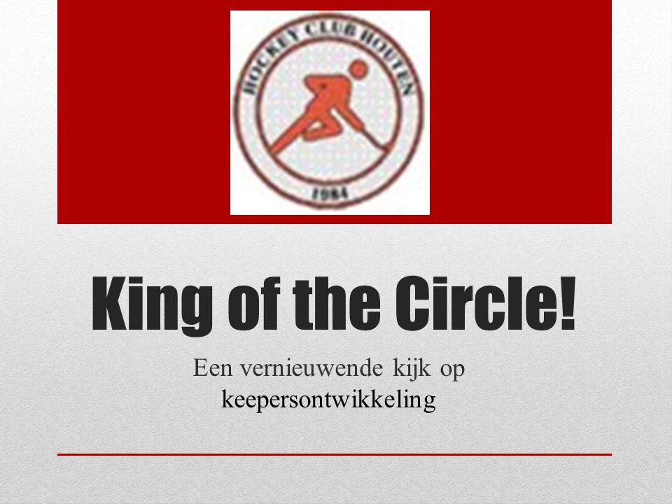 King of the Circle! Een vernieuwende kijk op keepersontwikkeling