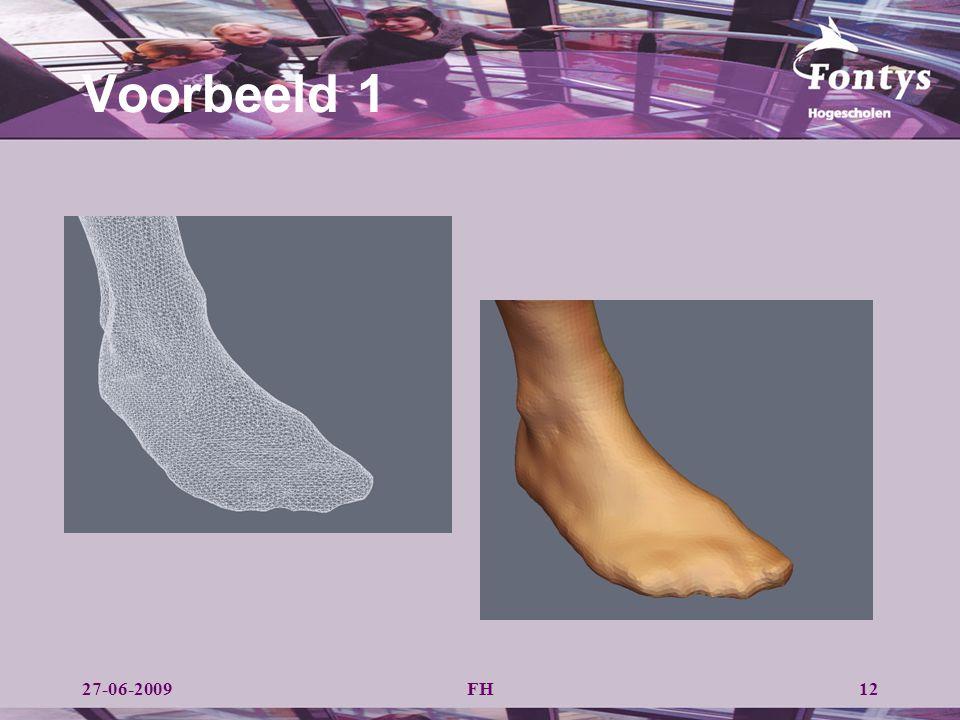 FH Voorbeeld 1 1227-06-2009