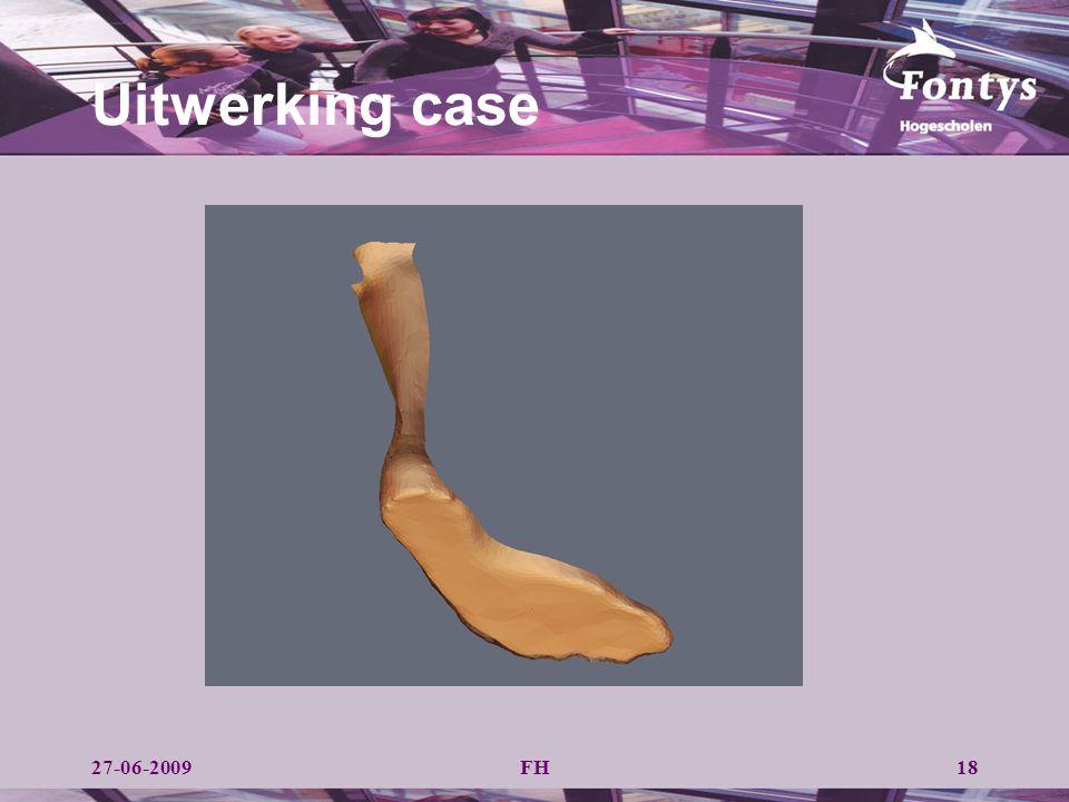 FH Uitwerking case 1827-06-2009