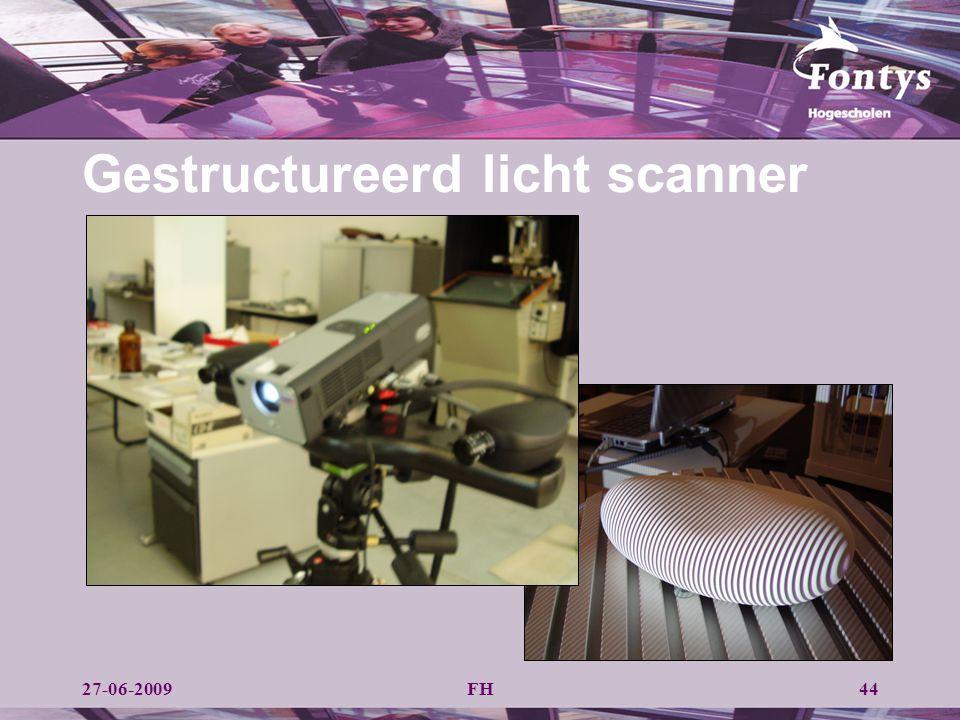 FH Gestructureerd licht scanner 4427-06-2009
