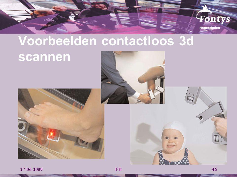 Voorbeelden contactloos 3d scannen 27-06-2009FH46