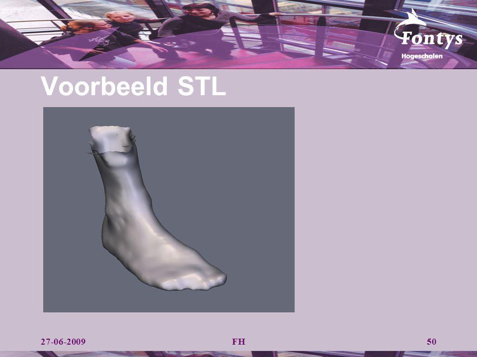 FH Voorbeeld STL 5027-06-2009
