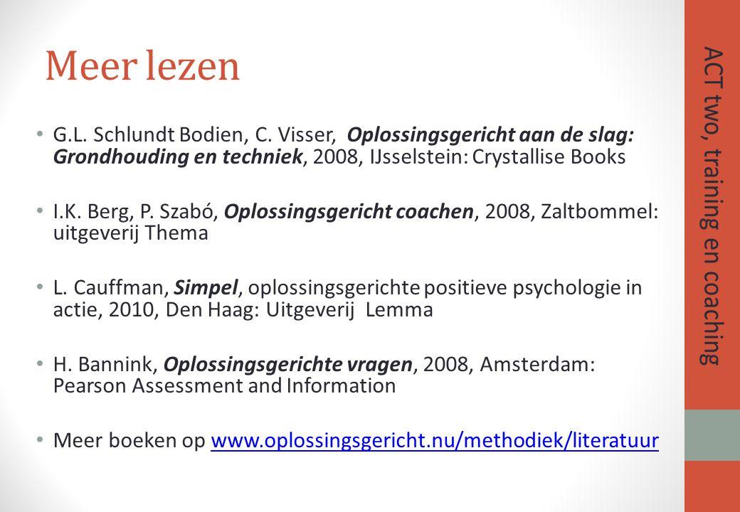 Meer lezen G.L.Schlundt Bodien, C.