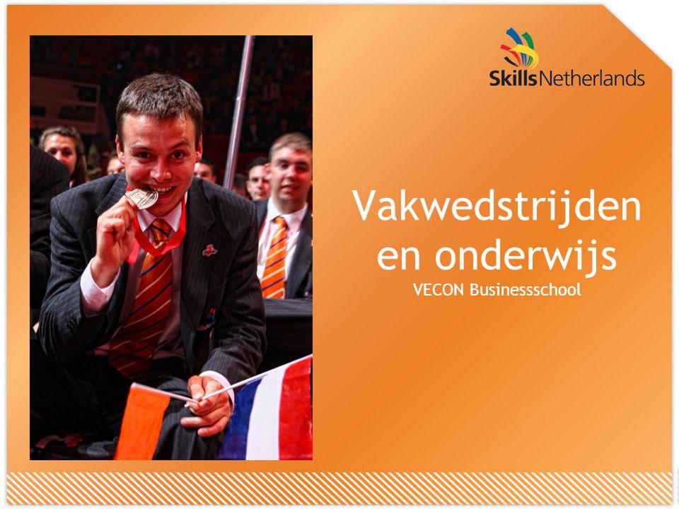 Vakwedstrijden en onderwijs VECON Businessschool