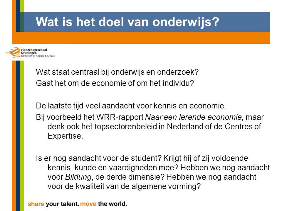 Crisis in het hbo in Nederland In 2010 komen bij Hogeschool Inholland grote problemen aan het licht.