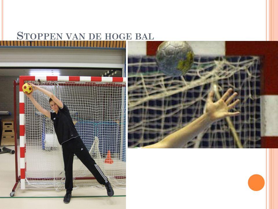 S TOPPEN VAN DE HOGE BAL