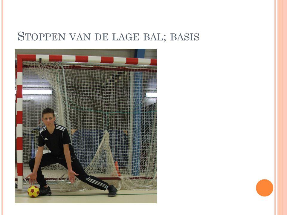 S TOPPEN VAN DE LAGE BAL ; BASIS