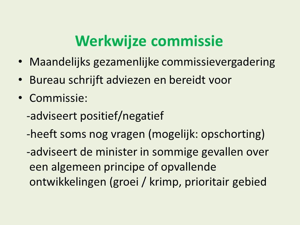 Don'ts and do's Voorwaarde c: bestuurlijke afspraken voor bepaalde gebieden: Zeeland en Flevoland Convenanten gesloten met OCW en Instellingen Geldt niet voor de rest van Nederland
