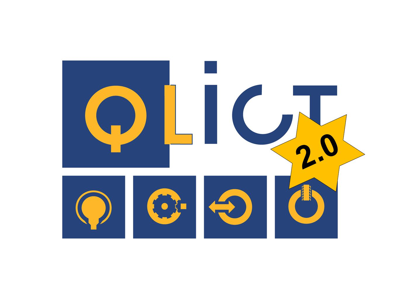 TECHNIEK QLiCT 2.0 hybride netwerk: - Windows XP - Windows7 2.0