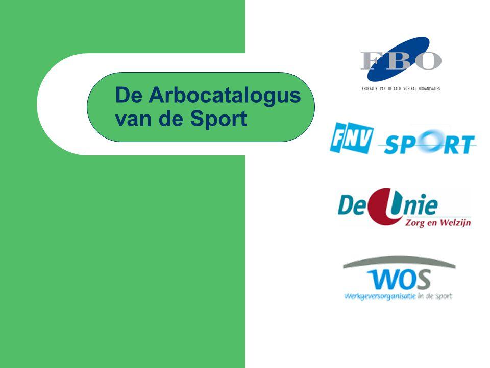 De Arbocatalogus van de Sport