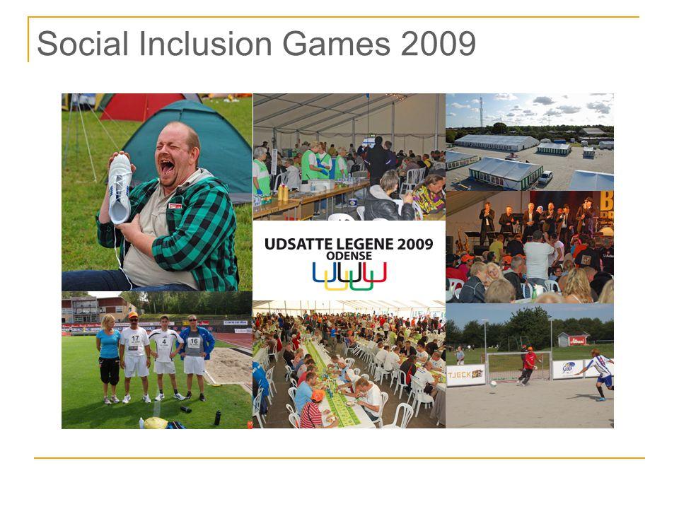 Social Inclusion Games 2009