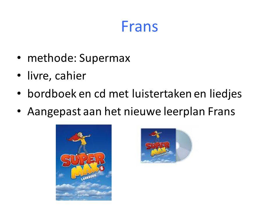 Hoekenwerk 1 x in de week Speelse inoefening van leerstof wiskunde, Nederlands, Frans en W.O.