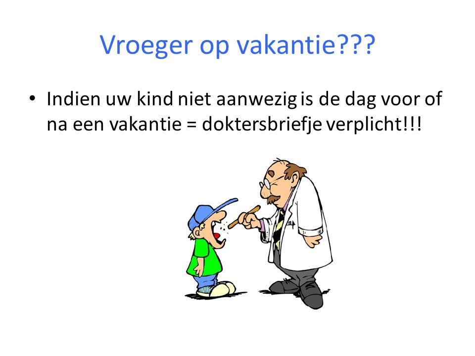 Nederlands op school De leerlingen spreken steeds Nederlands op school.