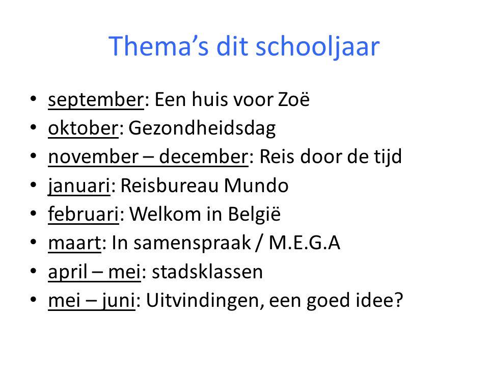 Nederlands: spelling / taalbeschouwing Er is geen methode, samen met het team zijn er leerlijnen opgesteld a.d.h.v.