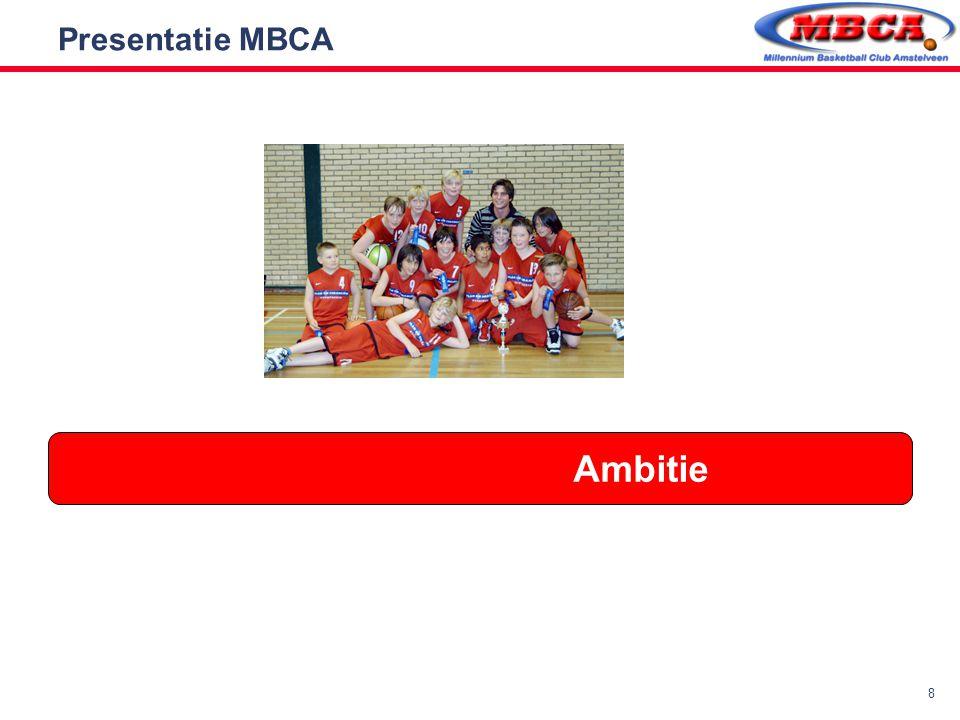 8 Presentatie MBCA Ambitie