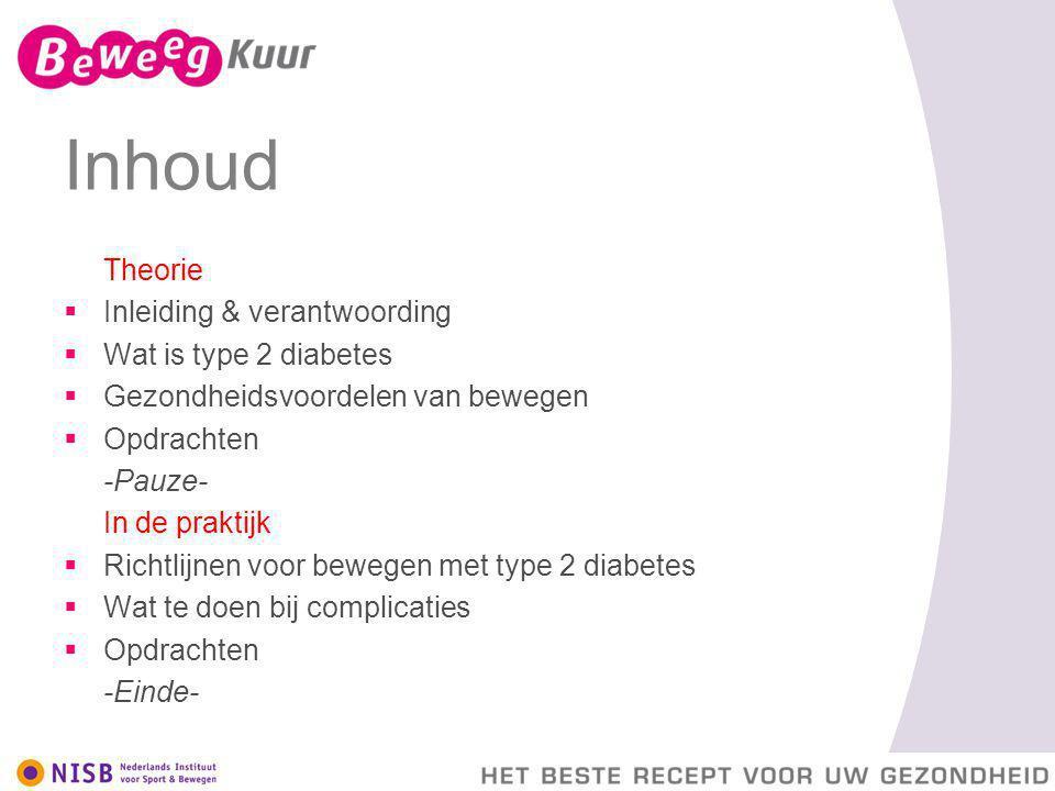 Wat te doen bij complicaties? Hypo en hyper Hypo < 4 mmol/l Hyper > 10 mmol/l
