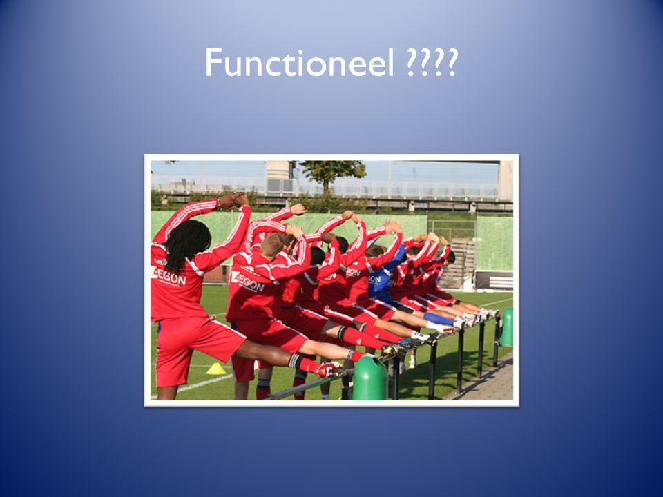 Functioneel ????