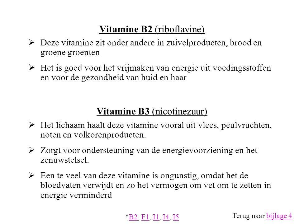 Vitaminen Vitamine A (retinol) ?Krijg je binnen door het eten van lever, zuivelproducten, margarine, gele en groene groenten (bijvoorbeeld: boerenkool