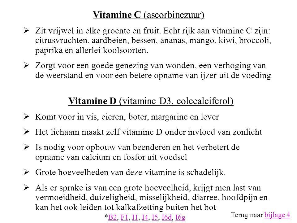 """Vitamine B7 (biotine)  Wordt ook wel """"vitamine H"""" genoemd  Zit onder andere in paddestoelen, cacao, noten, eigeel, gist, bloemkool, peulvruchten en"""
