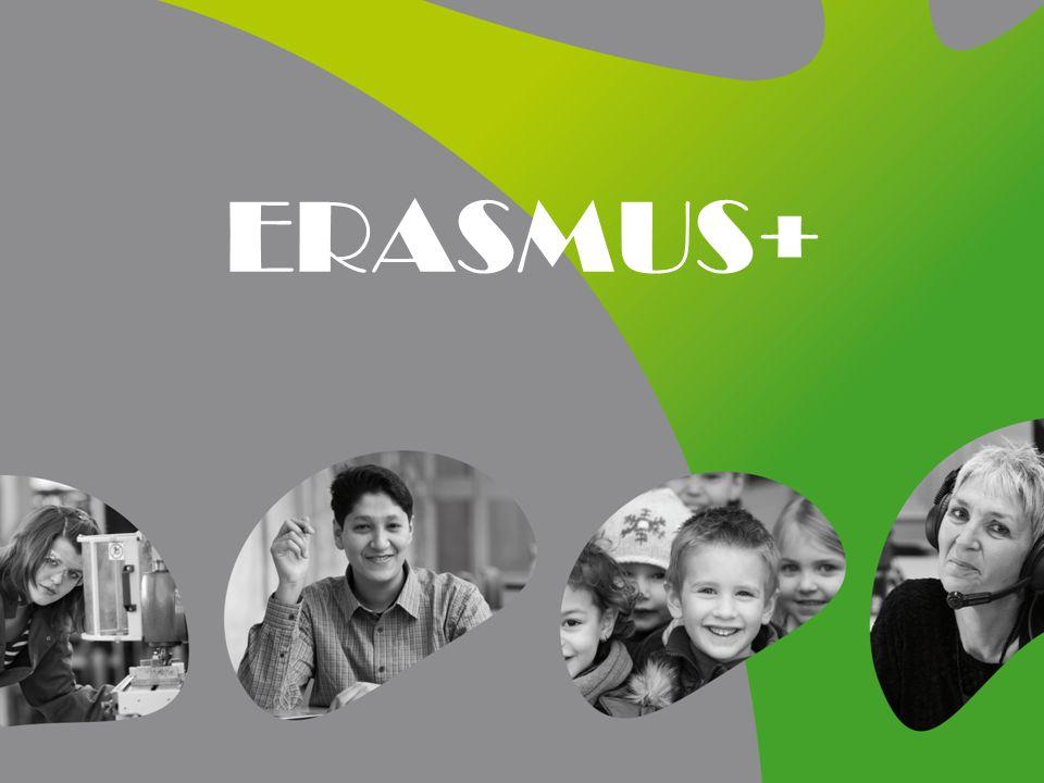 Triloog (Iers voorzitterschap) Juni 2013: akkoord in triloog Nieuwe naam: Erasmus+ Geïntegreerd programma Sectornamen behouden Budget per sector Budget: 14 tot 16 miljard
